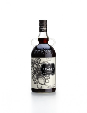 detail Kraken Black Spiced Rum 0,7 L 40%