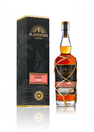 detail Plantation HAITI Single Cask 0,7L 40,15%