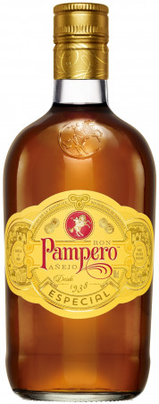 detail Pampero Especial 0,7L 40%