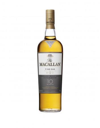 detail Macallan 10y Fine Oak 0,7L 40%