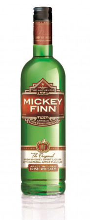 detail Mickey Finn Irish Whiskey 0,7L 35%