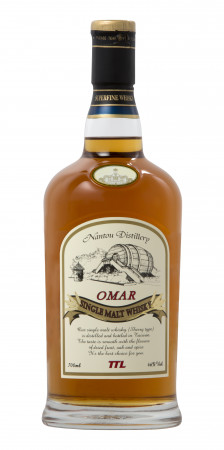 detail Omar Whisky Sherry Cask 0,7L 46%