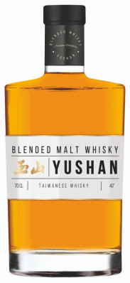 Yushan Blended Whisky 0,7L 40%