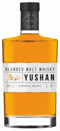 detail Yushan Blended Whisky 0,7L 40%