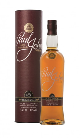 detail Paul John Whisky 0,7L 46%