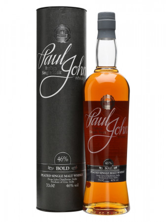 detail Paul John Bold Whisky 0,7L 46%