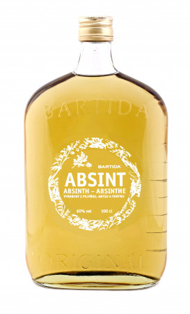 detail BARTIDA ORIGINAL Absinth 1L 60%