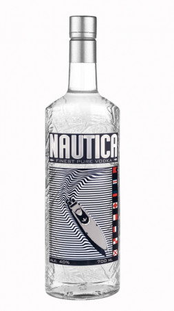 detail NAUTICA Vodka 0,7L 40%