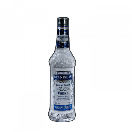 detail Stanislav Luxury Vodka 1L 40%