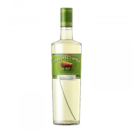 detail Zubrowka Vodka 1,0 L 40%