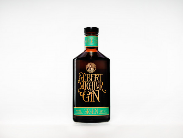 detail Michlers Gin Green 0,7L 44%