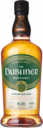 detail DUBLINER IRISH WHISKEY 0,7L 40%