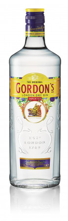 detail Gordon's Dry Gin 0,7L 37,5%