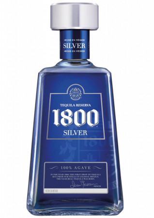 detail 1800 Tequila Reserva Blanco 0,7 L 38%