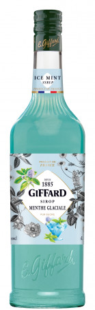 detail Giffard Ice Mint sirup 1,0 L