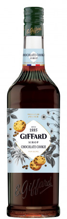 detail Giffard Cookie Chocolate Syrup 1,0L