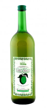 detail BARANGE Lime Juice 1,0 L
